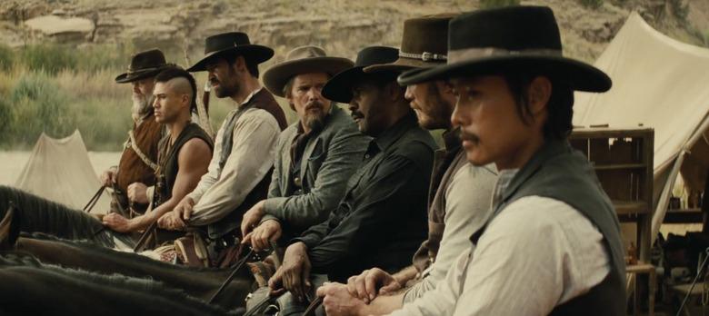 Magnificent Seven Trailer