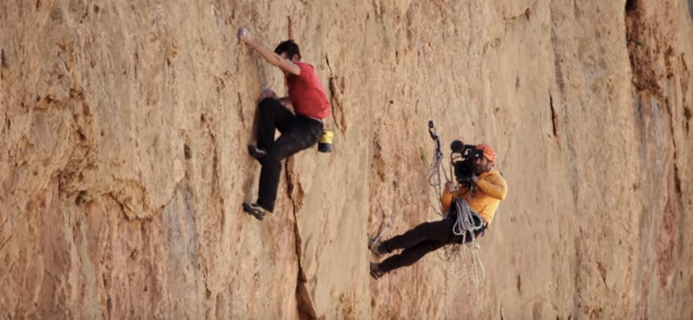 Making of Free Solo