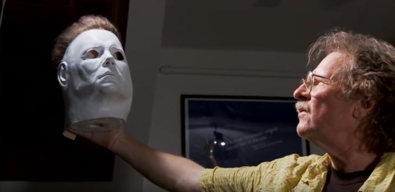 Making of Michael Myers Mask
