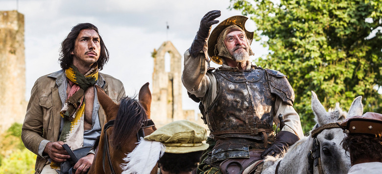Man Who Killed Don Quixote Release