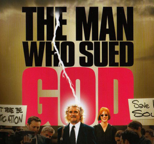The Man Who Sued God remake