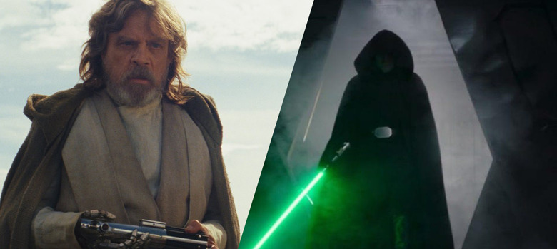 Mandalorian and The Last Jedi