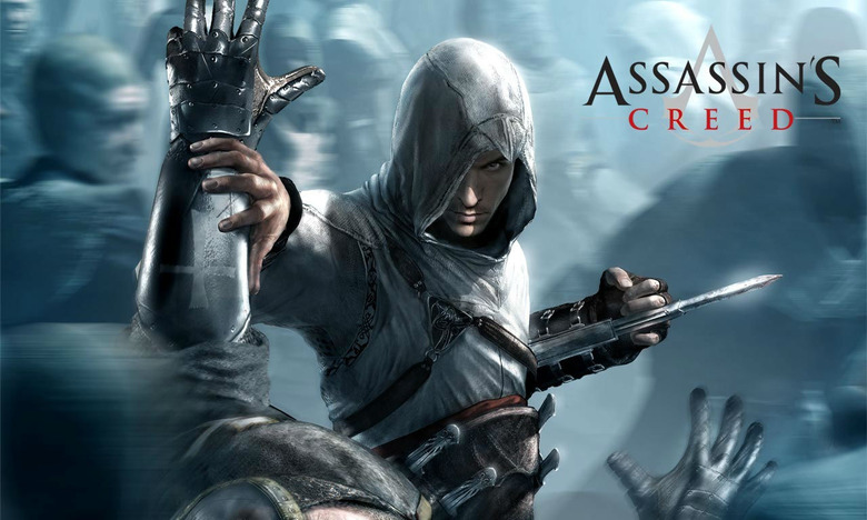 Assassins Creed cast
