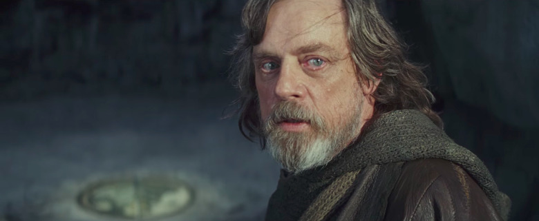 Mark Hamill done with Star Wars