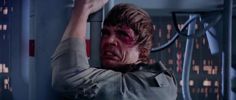 Evil Luke Skywalker Twin