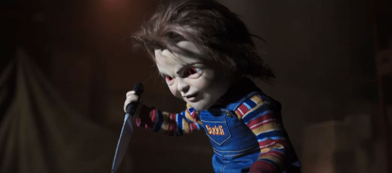 Mark Hamill Voicing Chucky in Child's Play Remake