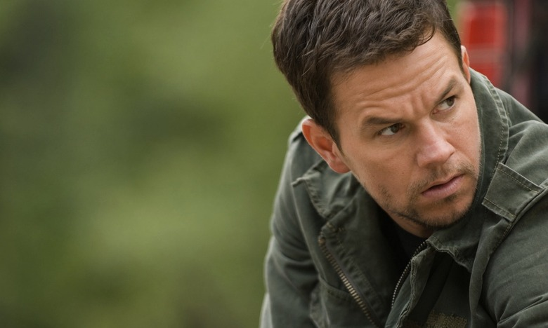 Mark Wahlberg in Shooter