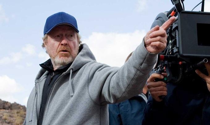 Martian Ridley Scott