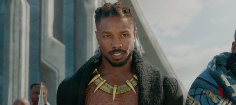 Black Panther Characters - Michael B. Jordan
