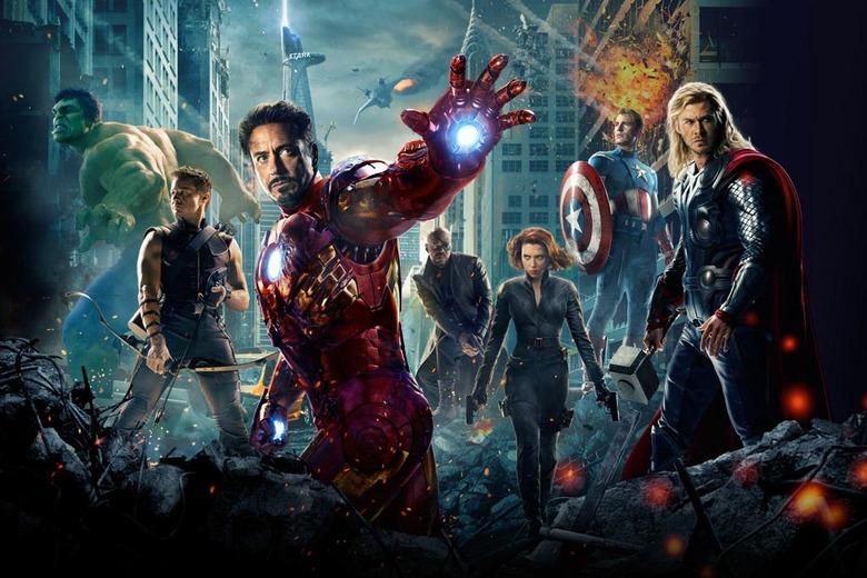 Marvel cinematic universe box office avengers