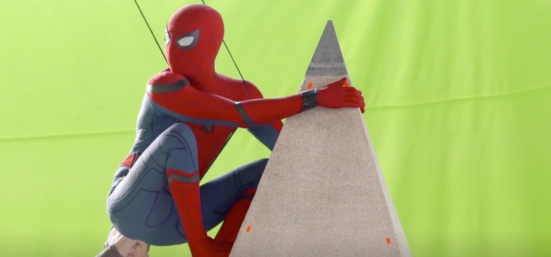 Marvel Movie Visual Effects - Spider-Man: Homecoming