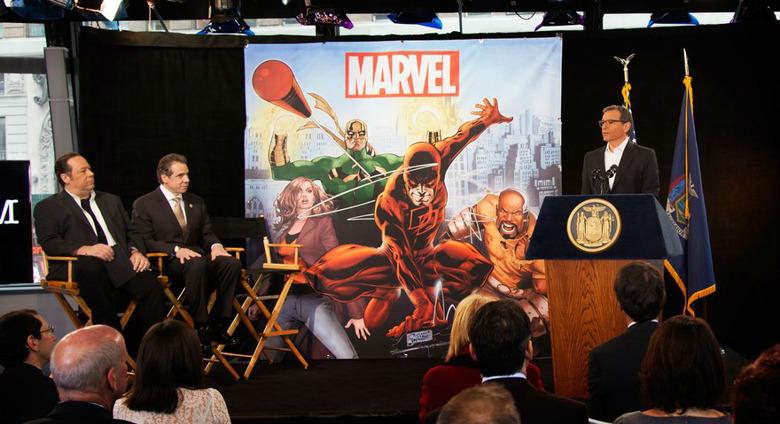 Marvel Netflix series release dates