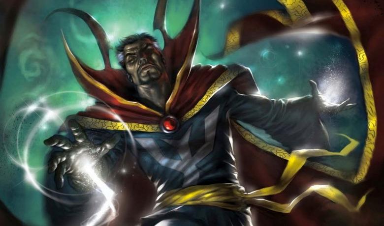 Guillermo del Toro Doctor Strange