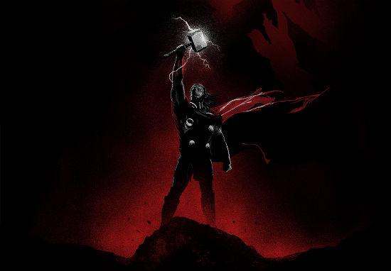 Oil Riches - Thor The Dark World header