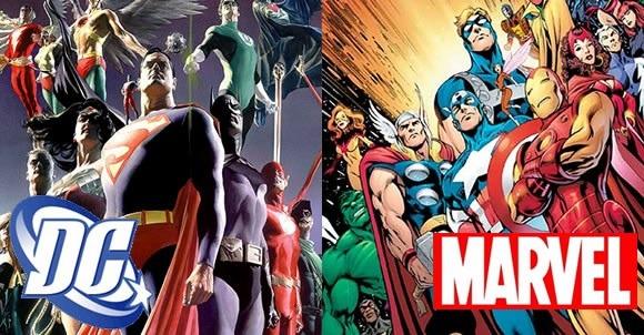 Marvel vs. DC Movie Release Schedule