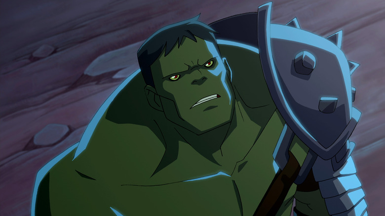 Marvel Went To Surprising Lengths To Squash False Rumors Of A Planet Hulk Movie