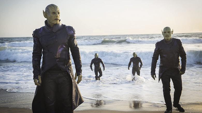 Marvel s Secret Invasion Has Begun Production