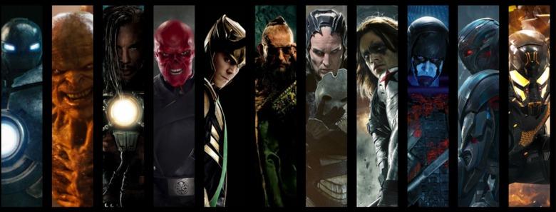 marvels villains