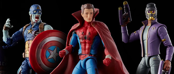 Marvel's What If Action Figures