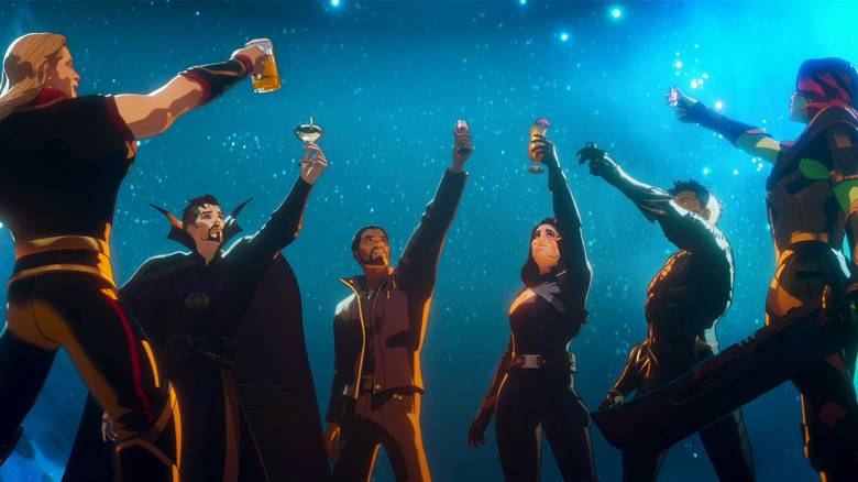 Marvel s What If...? Finale And Credits Scene: What Does This Mean For Season 2?