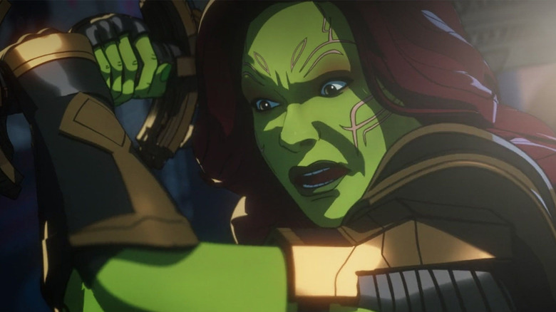 Marvel s What If...? Season 2 Will Give A Proper Introduction To The Alternate Gamora