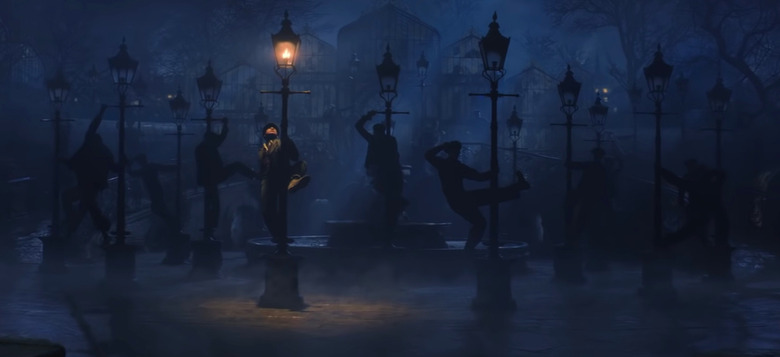 mary poppins returns featurette musical number