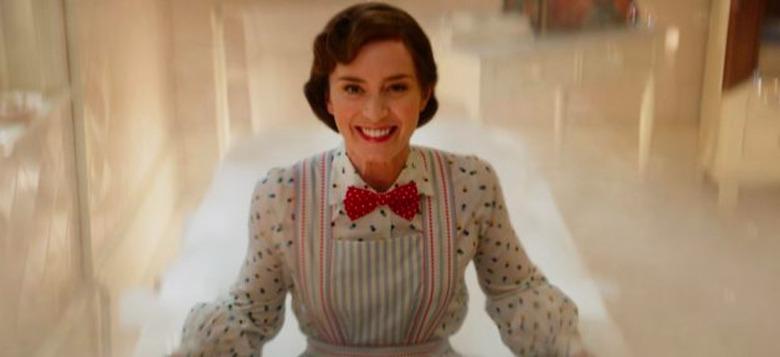 mary poppins returns sneak peek