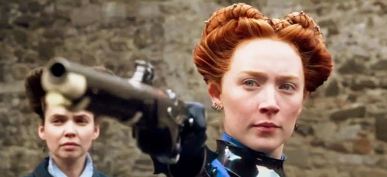 mary queen of scots trailer final