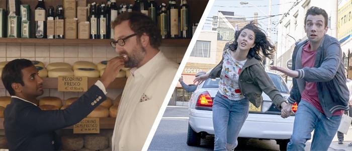 Master of None Season 2 Trailer - Man Seeking Woman Canceled