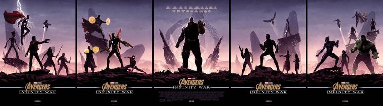 matt ferguson infinity war posters