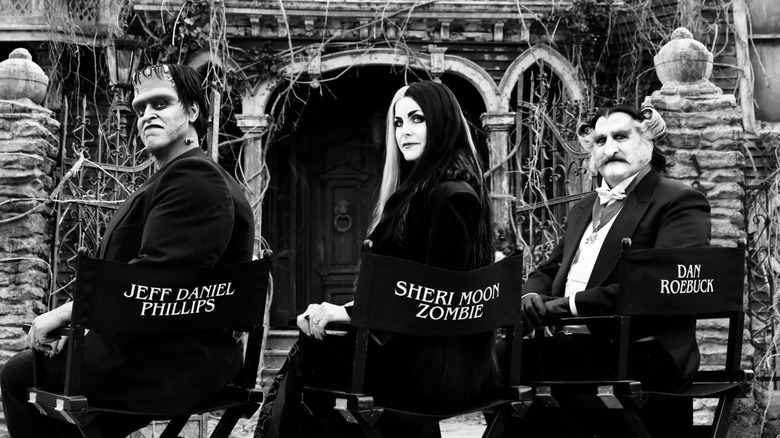 Meet Rob Zombie s Munsters In First Look At The New Cast