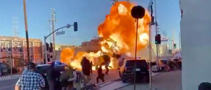 Michael Bay Stunt Video
