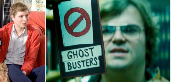 cera black ghostbusters