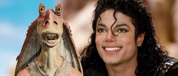 Michael Jackson - Jar Jar Binks