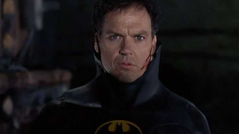 Michael Keaton Still Fits Into His Old Batsuit After 30 Years