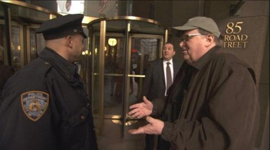 michael moore bailout