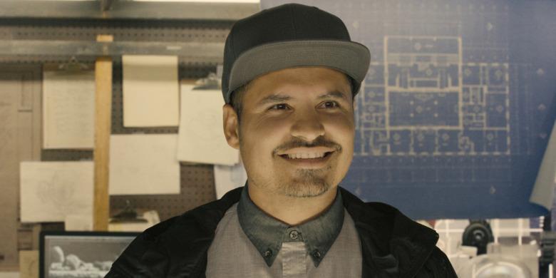 Michael Pena in Ant-Man 2