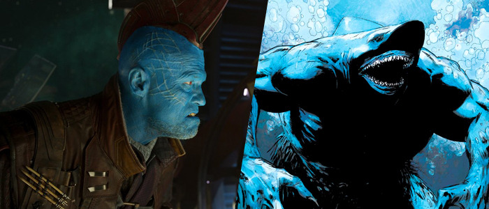 Michael Rooker as King Shark
