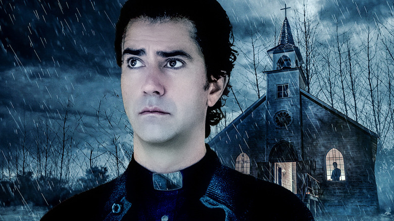 Hamish Linklater as Father Paul
