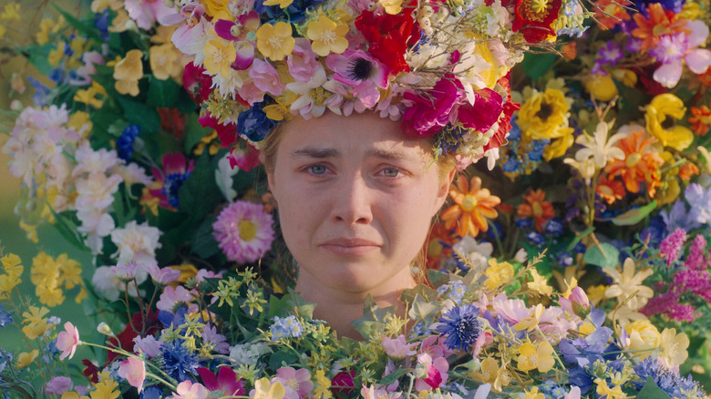 Midsommar Ending Explained: Bad Breakups, Burning Buildings, And Bears, Oh My!