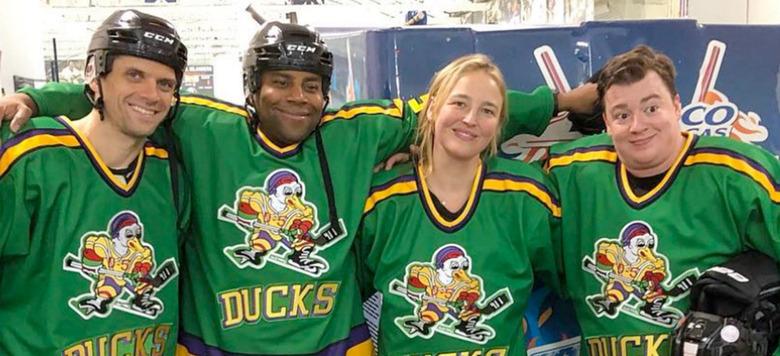 Mighty Ducks Cast Reunion