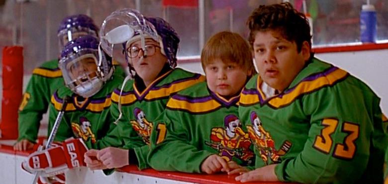 Mighty Ducks TV series