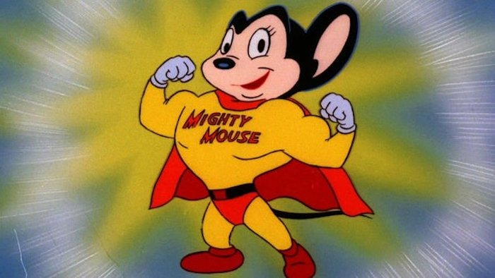 Mighty Mouse movie