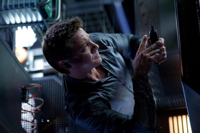 Mission Impossible 5 Jeremy Renner