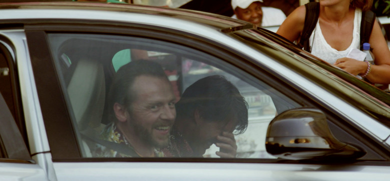 Mission Impossible 5 Simon Pegg character profile