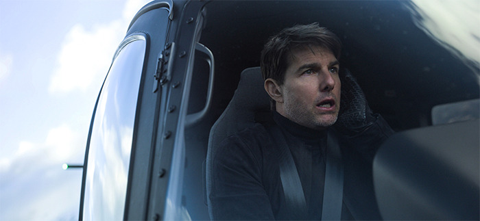 Mission: Impossible 7 Shooting in Italy