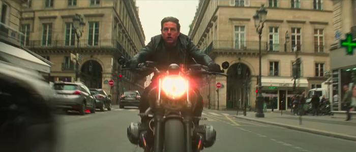 Mission Impossible featurette