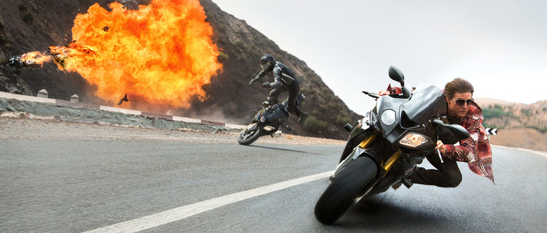 Mission Impossible Rogue Nation Christopher McQuarrie