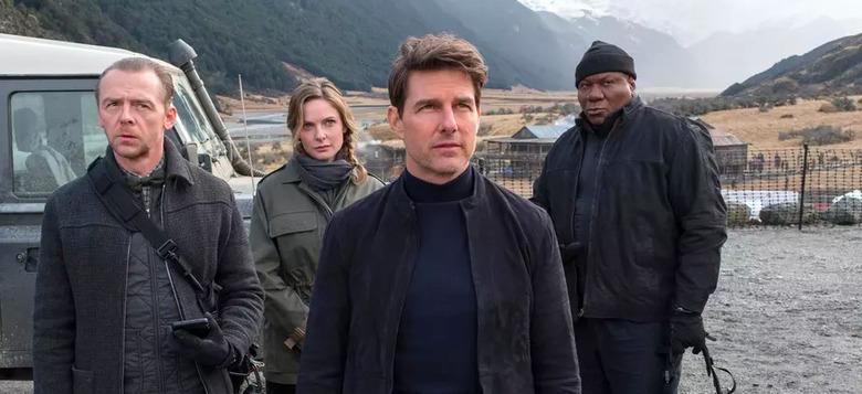 Mission Impossible Sequels Details