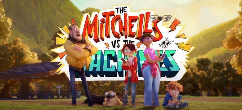 mitchells vs. the machines release date